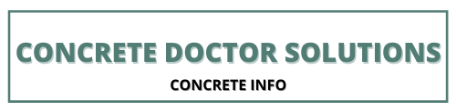 Concrete Doctor Solutions